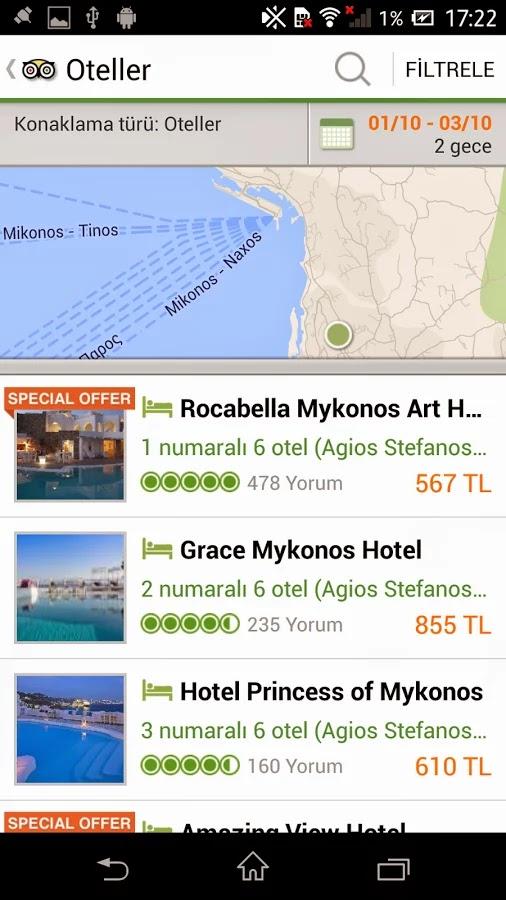 Android TripAdvisor Apk resimi 2