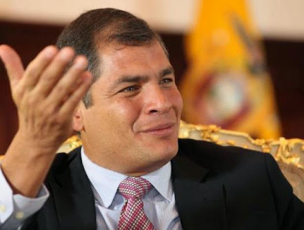 Presidente Correa viaja al Vaticano este domingo para participar en conferencia ambiental
