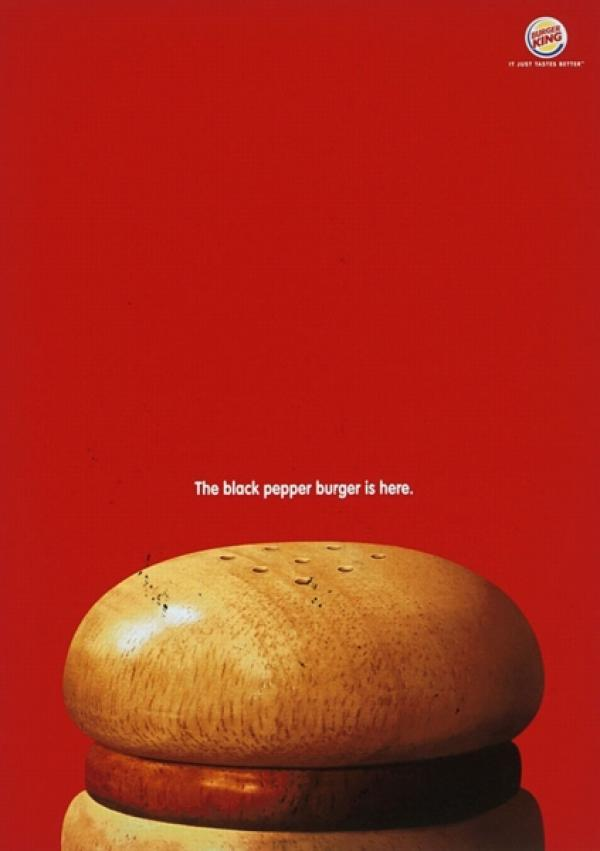 advertising times burger king une ode 224 lhumour