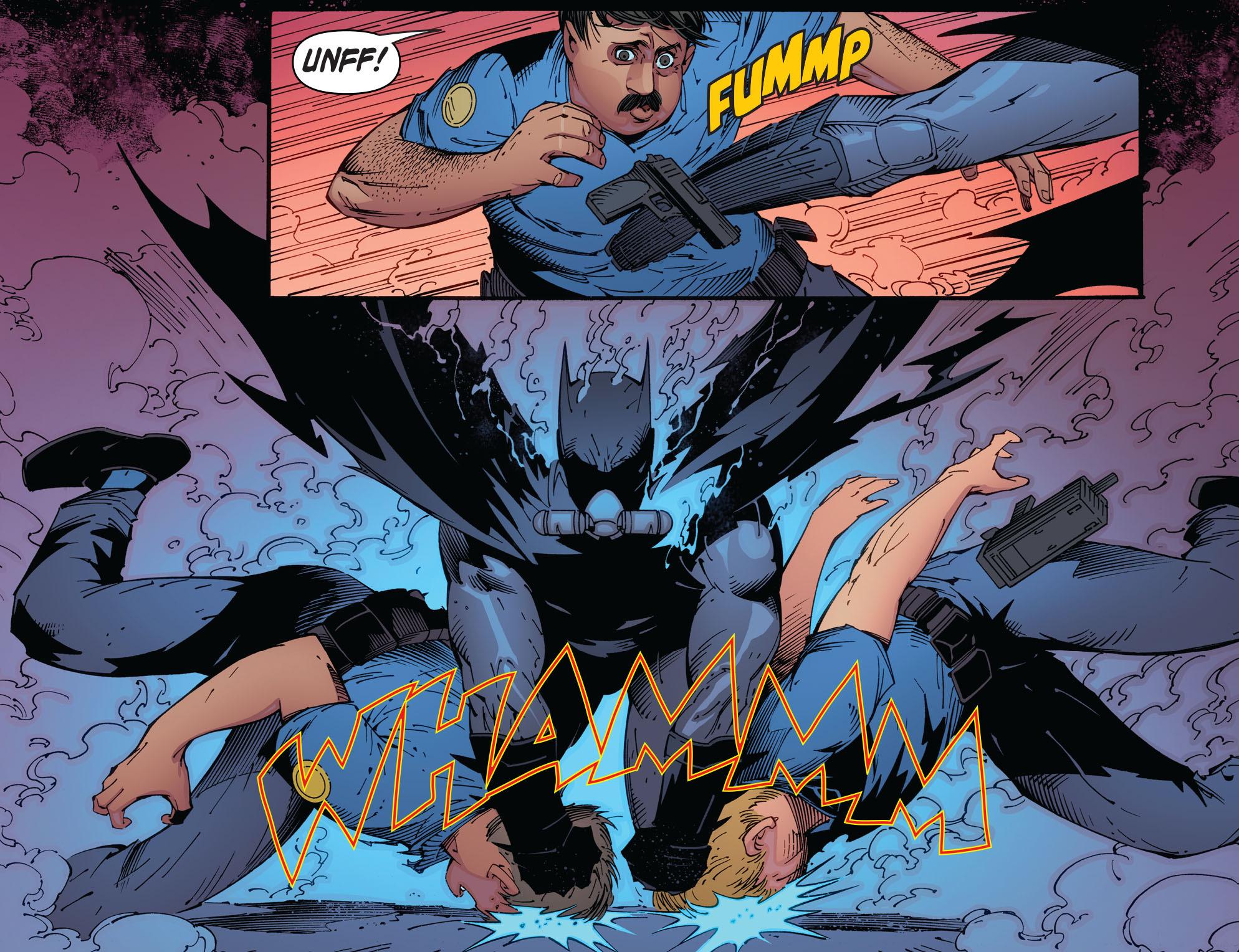 Batman: Arkham Knight [I] Issue #15 #17 - English 6