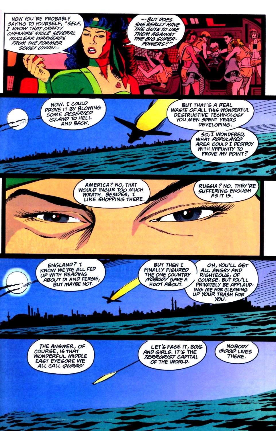 Deathstroke (1991) Issue #19 #24 - English 20