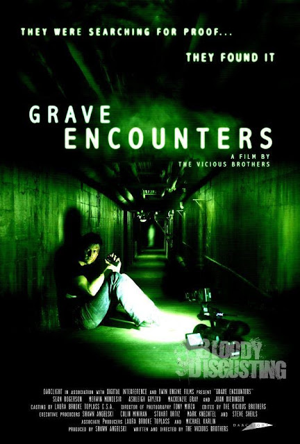 Grave Encounters: Otro mockumentary de terror