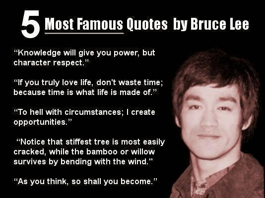 quotes and sayings, bruce lee, tapandaola111