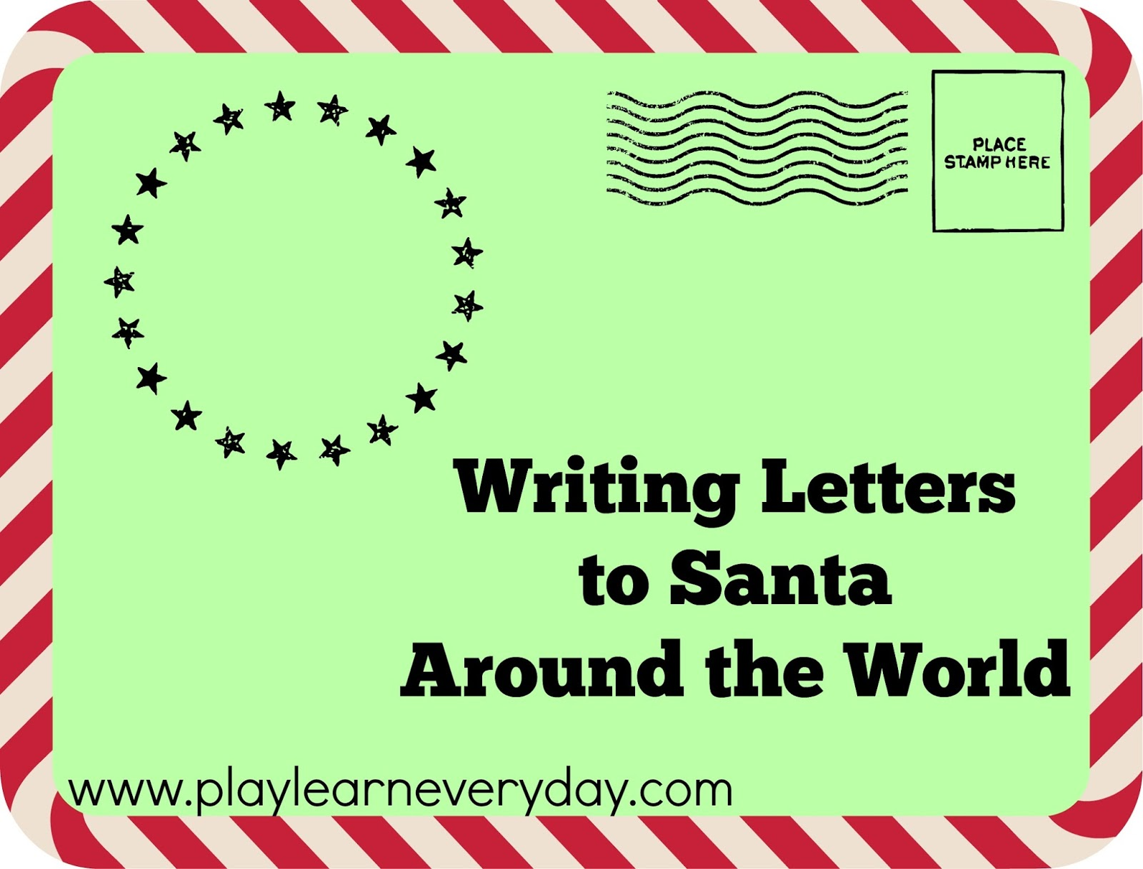 Writing letters to santa around the world play and learn every day so if youre in the uk you can write to father christmas by december 6th and send a self addressed stamped envelope to get a reply back from royal mail spiritdancerdesigns Images