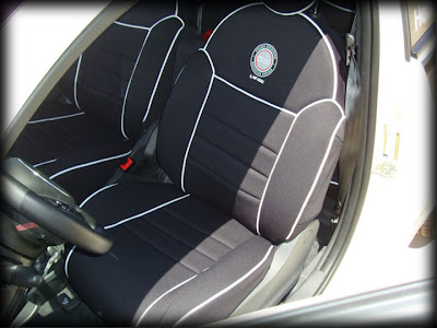 HotFIAT Wet Okole Custom Seat Covers
