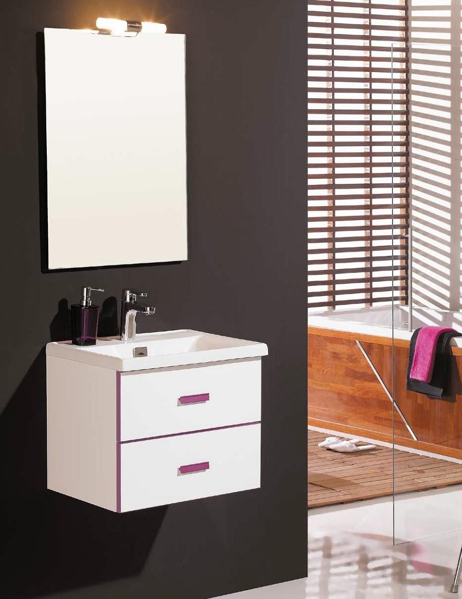 Muebles De Baño Fondo Reducido:mueble baño Bristol fondo 40