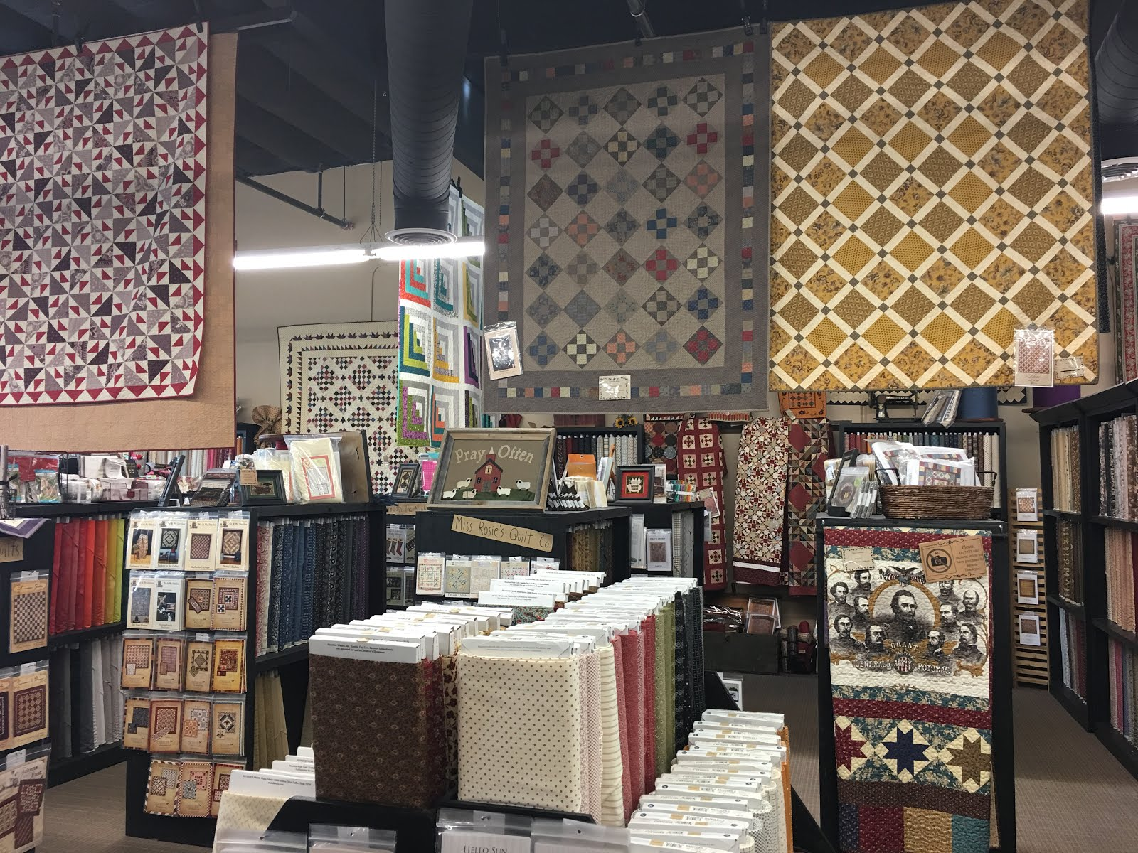 Barrister's Block: Quilt shopping in San Diego - YEAH : san diego quilt shops - Adamdwight.com
