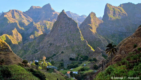 Beauté sauvage du Cap-Vert