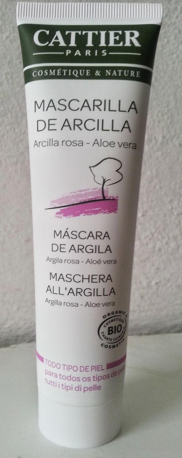 Cattier - Mascher all'argilla rosa e Aloe Vera