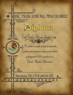 Otro diploma | EduCarlosAntonio