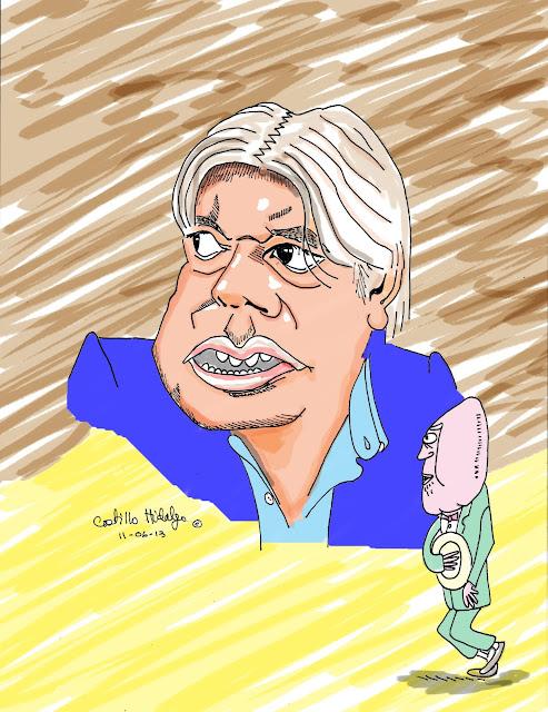 Dibujante, Caricaturista Hondureño