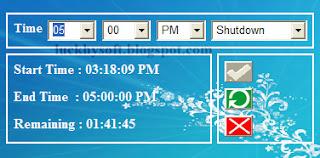 LPU_auto Bilgisayarı kapatma ve yeniden başlatma programı ücretsiz indir