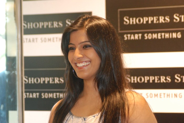 Varalaxmi at Shoppers Stop Show Room Launch Stills