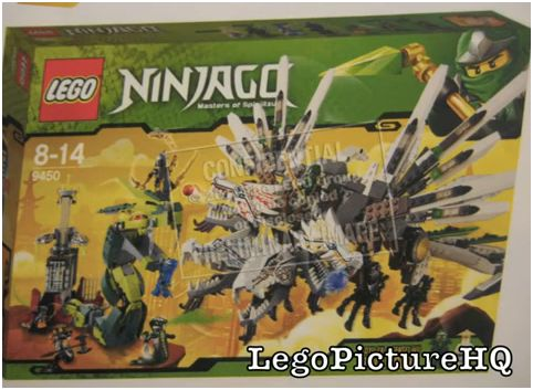 Have the new ninjago summer 2012 set photos right here