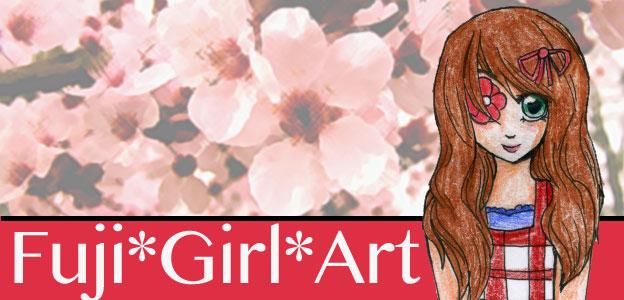 Fuji Girl Art