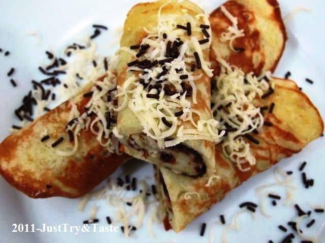 crepes+pisang+8 Resep Indonesia CaraBiasa.com