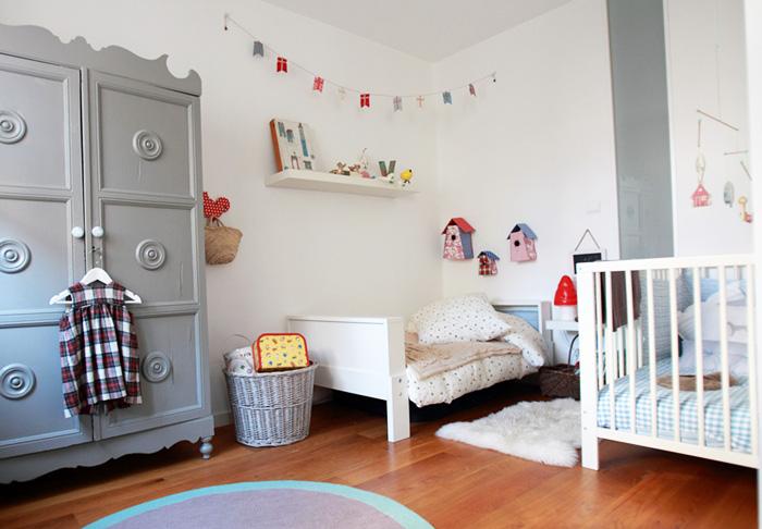 Cuando dos hermanit s de diferentes edades tienen que - Dormitorios infantiles con encanto ...