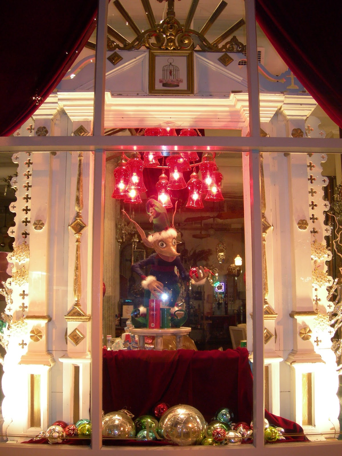 2014 Southern Christmas Travel Tips from Romance Inns in Savannah Georgia USA