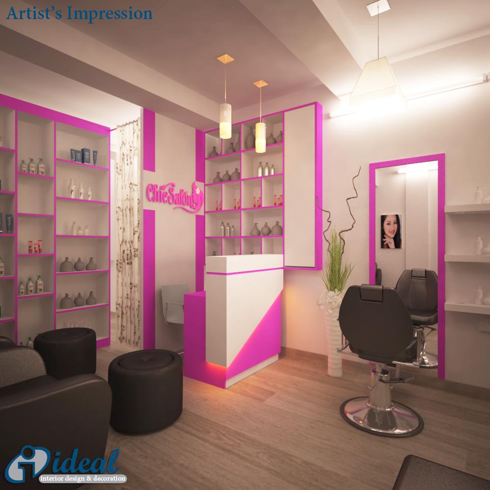 Modern Beauty Salon ~ ideal design gallery