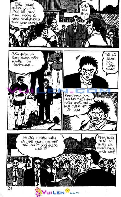 Jindodinho - Đường Dẫn Đến Khung Thành III Tập 63 page 24 Congtruyen24h