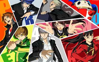 #20 Shin Megami Tensei Wallpaper