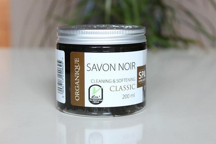 ORGANIQUE Savon Noir, czyli czyścik idealny!
