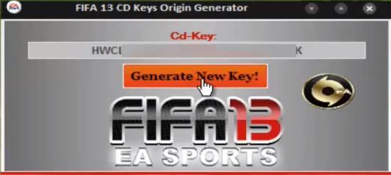 Download fifa 13 key generator origin - download fifa 13 key generator origin free download