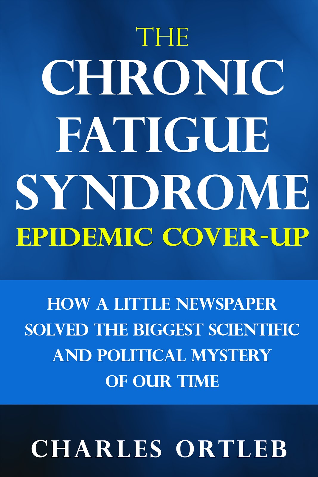 The perfect gift for anyone concerned about Chronic Fatigue Syndrome & HHV-6. Click book.
