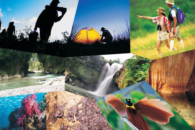 Berwisata Sembari Menyelamatkan Kehati