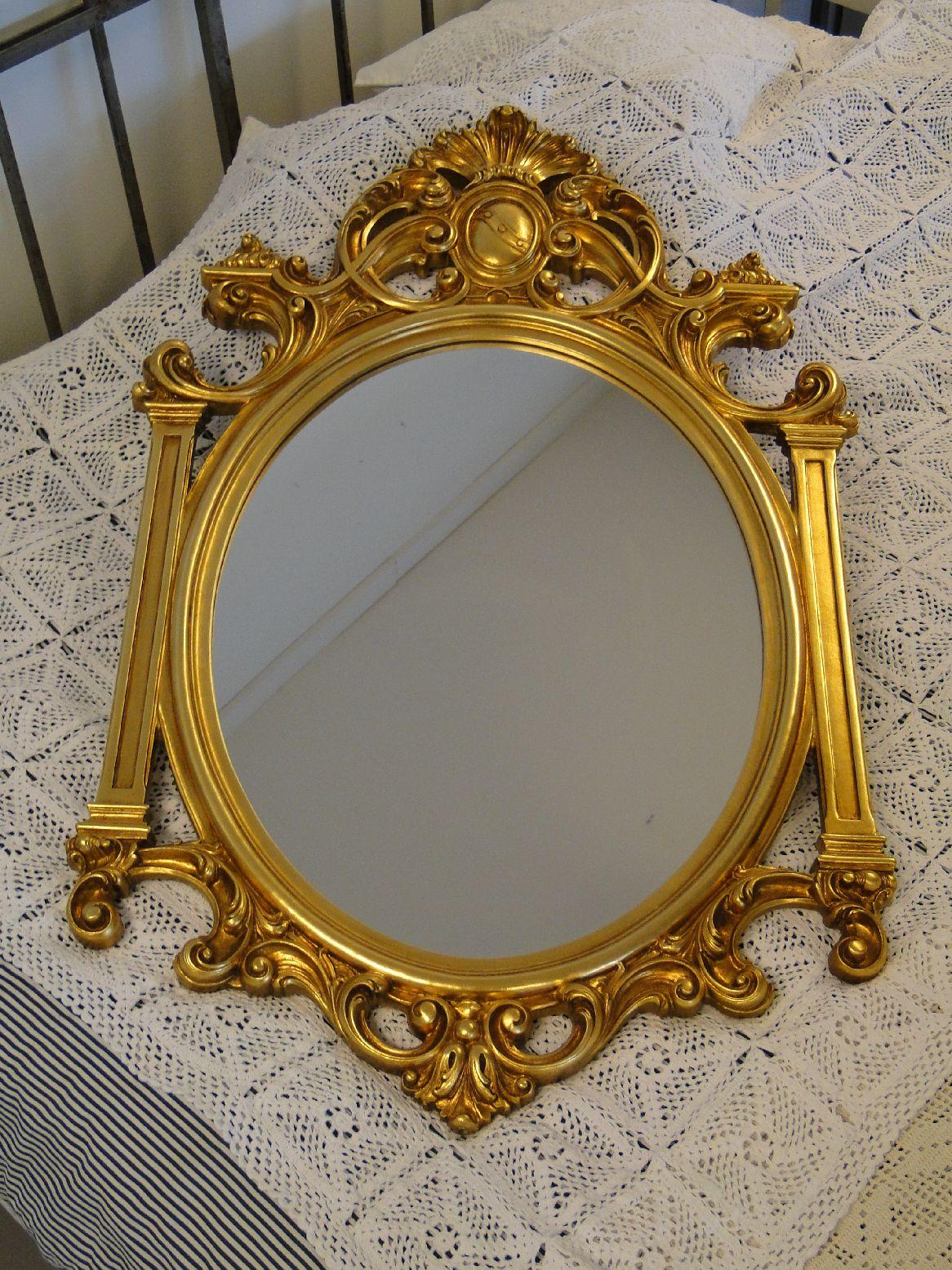 Bevara: spegel spegel på väggen där..