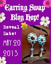 Earring Swap Blog Hop