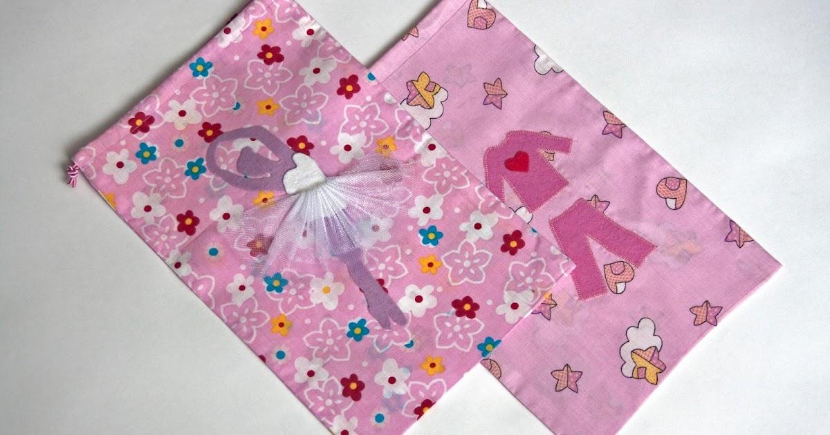 Как сшить мешочек в детский сад