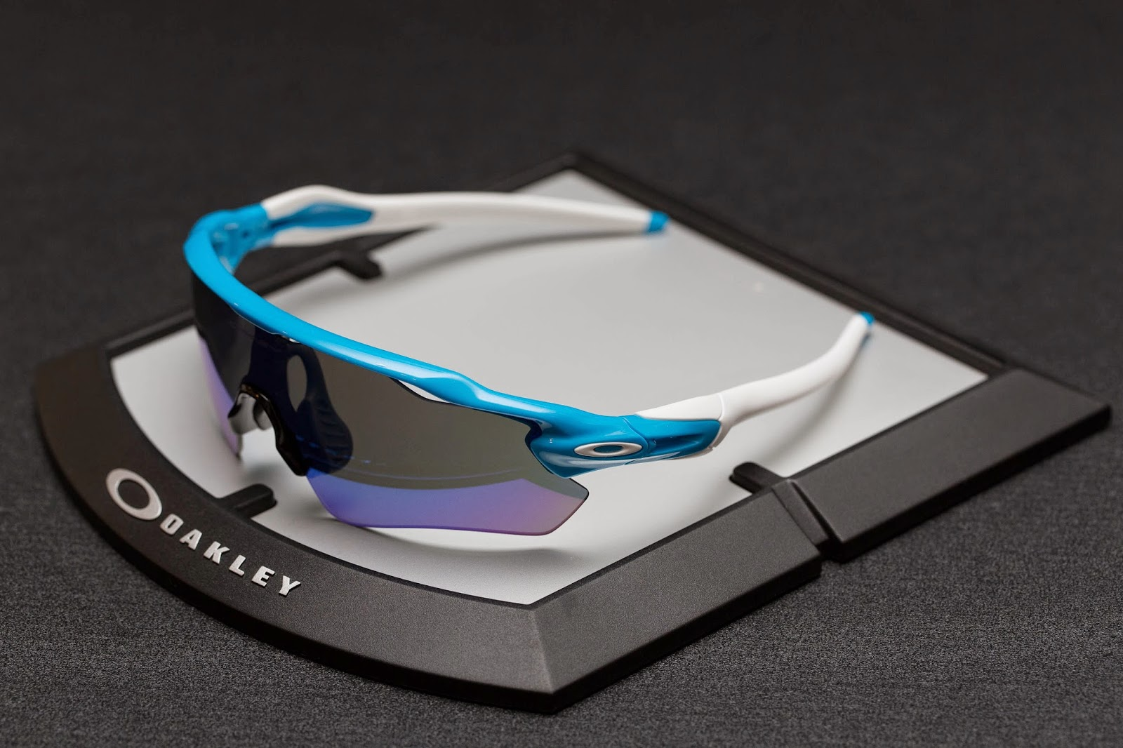 oakley radar ev custom