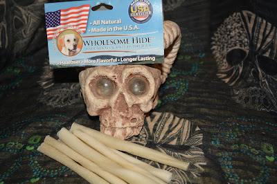 safe USA rawhide dog treats