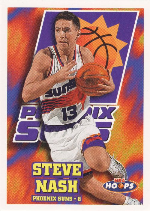 A Pack To Be Named Later: 1997-98 NBA Hoops Series 1 Retail