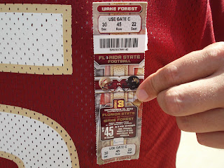 FSU tickets
