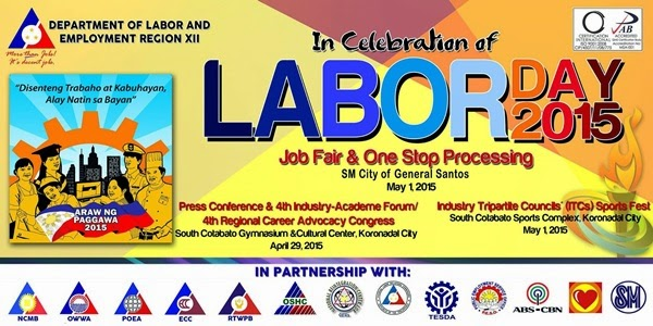 Labor Day 2015 Job Fair