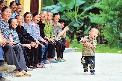 人口老化加速  四環醫藥(0460)
