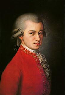 Wolfgang Amadeus Mozart : 10 Komponis Terbaik Sepanjang Sejarah