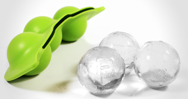 Giant Pea Ice Cubes