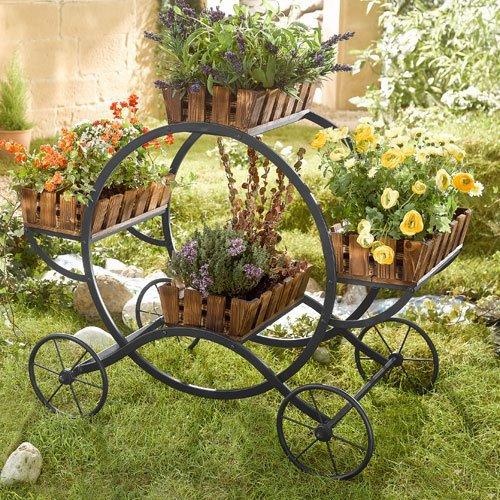 imagens de enfeites para jardim:Informe e Inspire Decor: Ideias para jardim