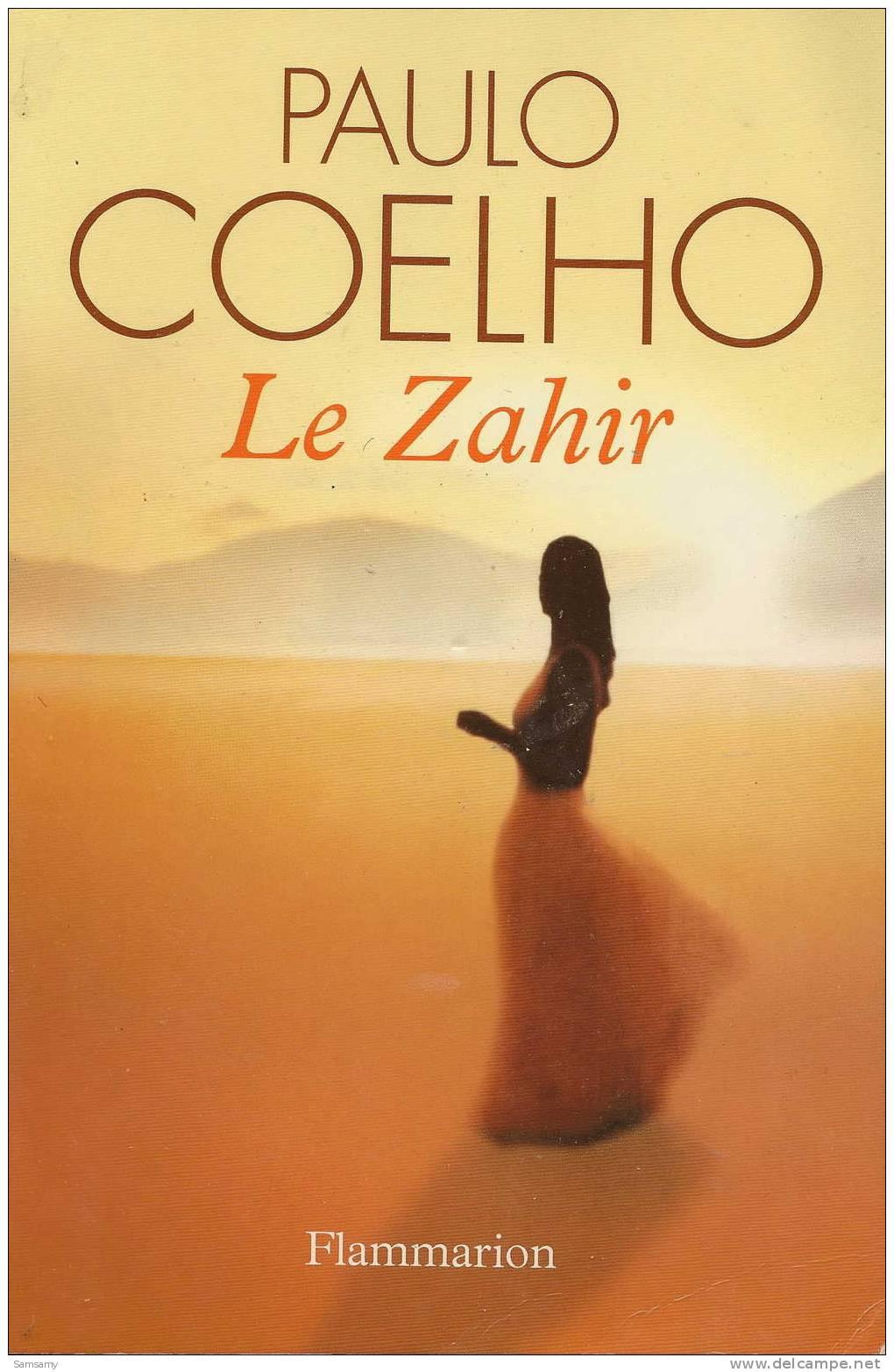Couverture de Le zahir