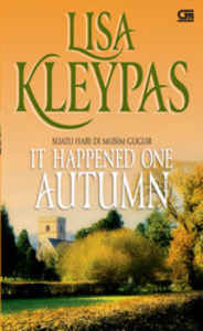 it happened one autumn lisa kleypas sharetermpapers Find great deals on ebay for lisa kleypas it happened one autumn and lisa kleypas secrets of a summer night shop with confidence.