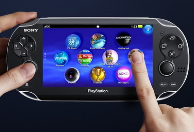 NGP (Sony PSP2) comes with 5-inch OLED touchscreen, 2-cameras, 3G, WiFi, GPS, and more