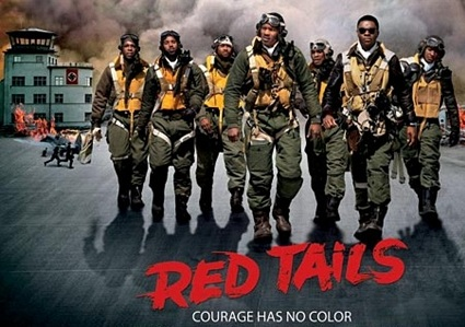 Red Tails - Courage has no Color | Movie Flicker
