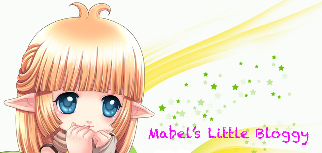 Mabel's Little Bloggy