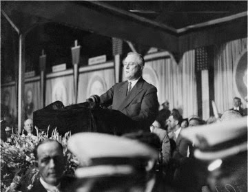 FDR's 2nd Inauguaral