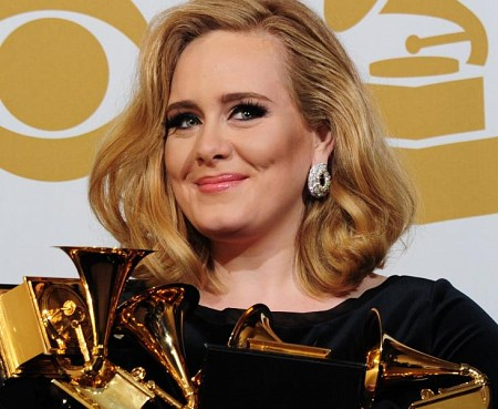 website has just confirmed that six time grammy winner adele has ...