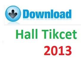 admit card download 2013 uptet