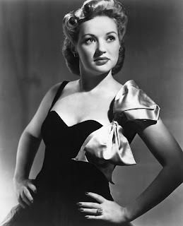 Betty Grable actriz y pinup
